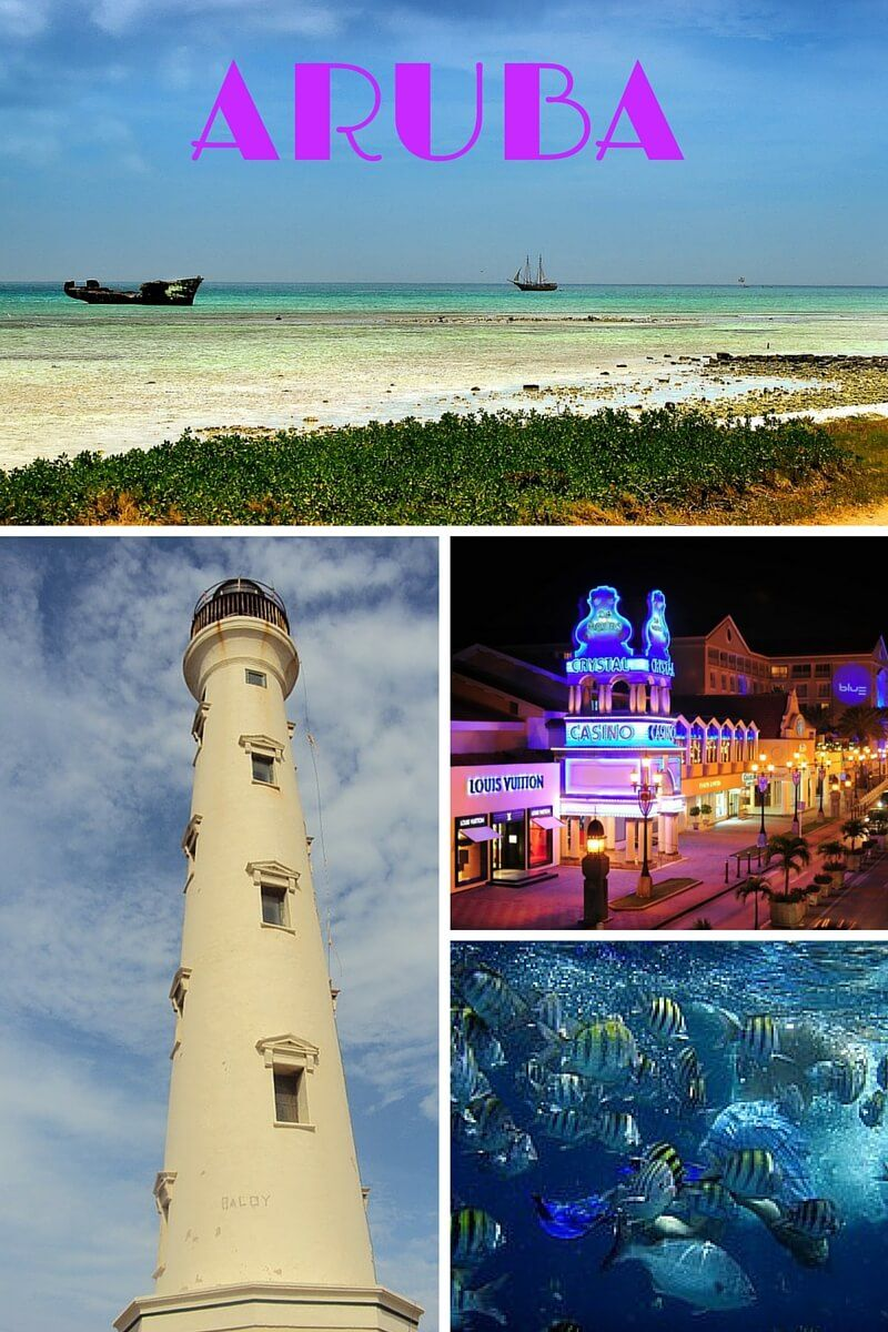 Aruba Inclusive Vacations have it all. The beaches are gorgeous!!