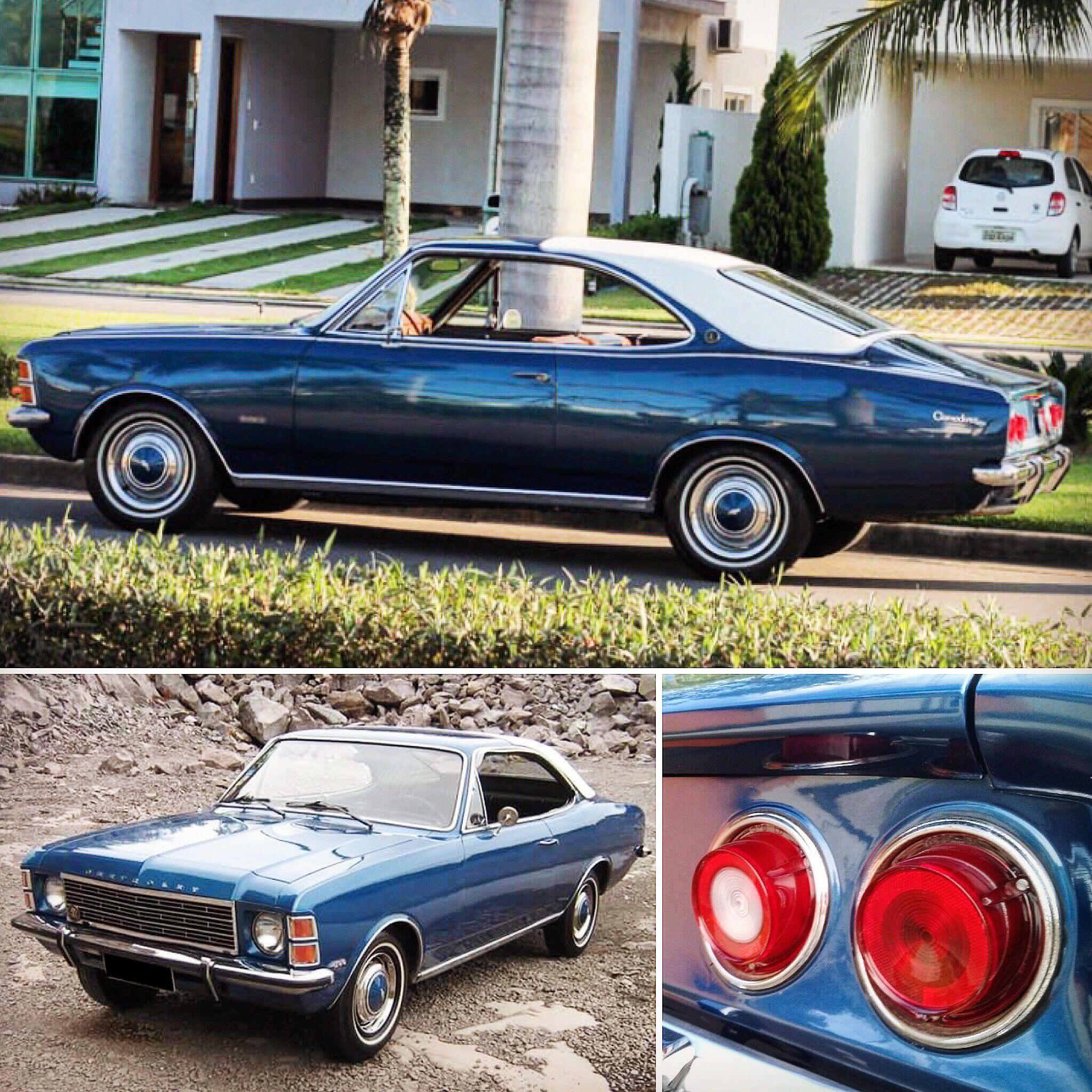 Pin De Ewelyne New Ova Em Auta Cars Chevrolet Opala Carros