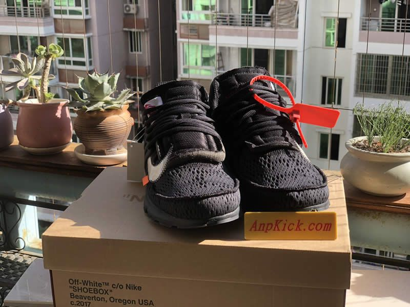 76966b3182ad2d Off-White x Nike Air Presto Polar Opposites  Black  AA3830-002