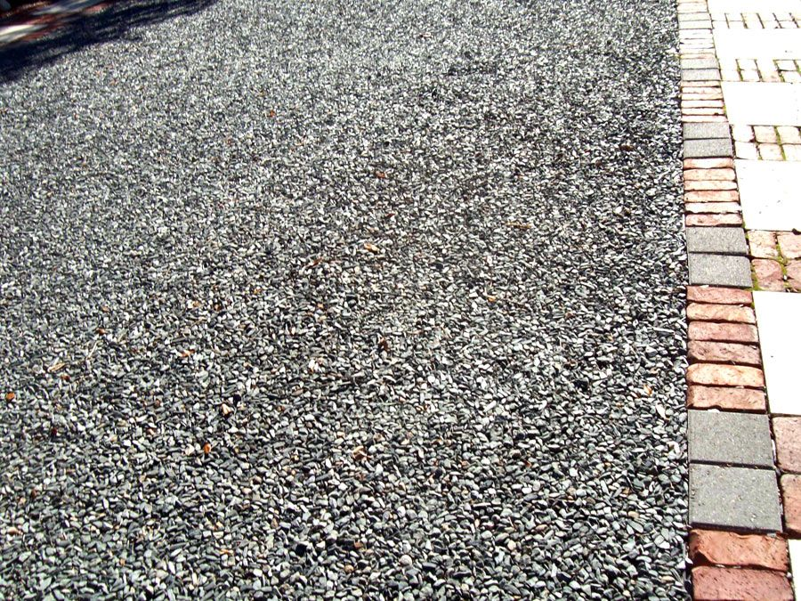 Gravel Slate Driveway Installation Wilmington Nc Driveway