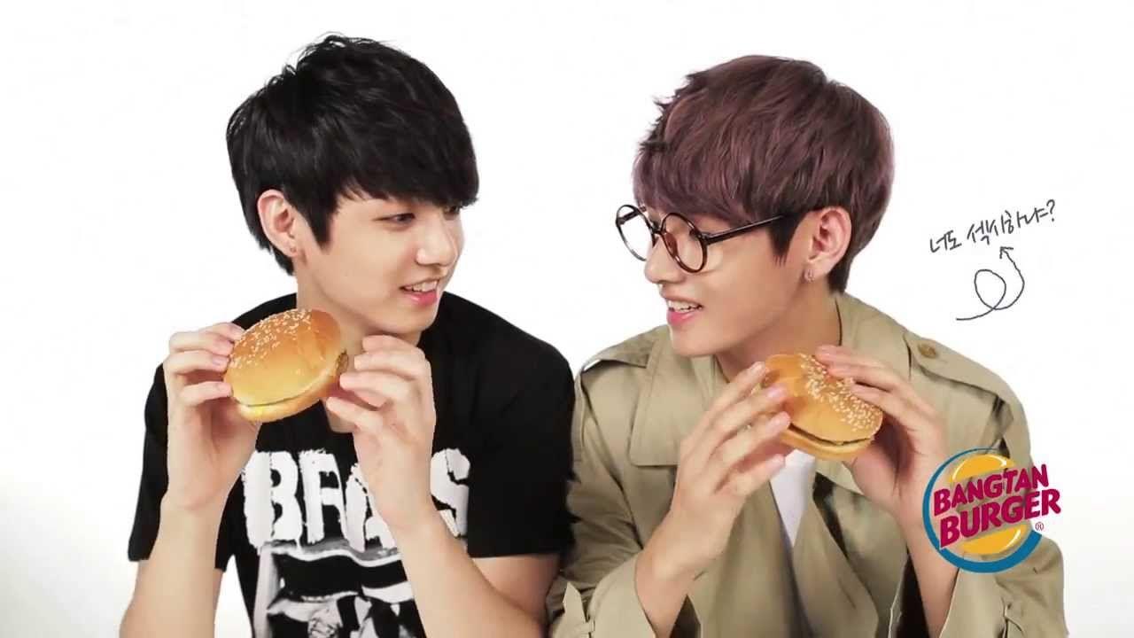 @dontask7670 download the bangtan burger video lol | Korea ...