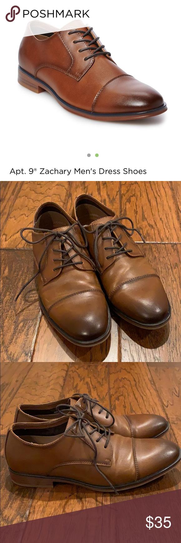 apt 9 zachary men's dress shoes