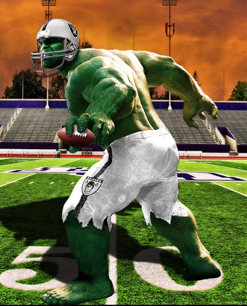 incredible hulk football gloves