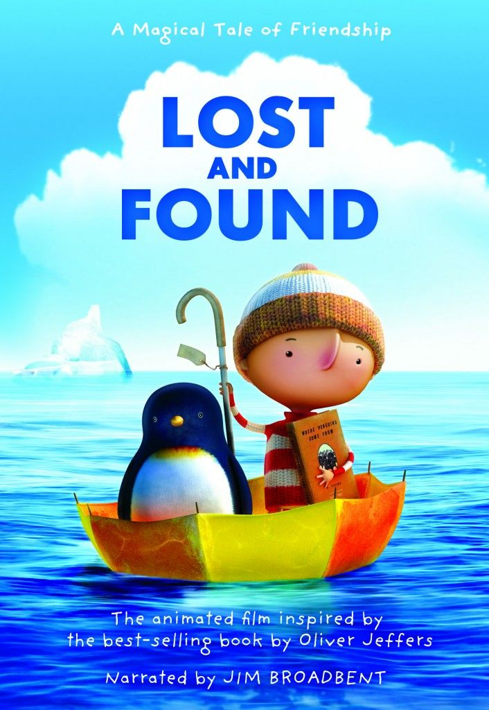 Lost And Found Win The Lost And Found Dvd An Oliver Jeffers Library Mom It Forward Oliver Jeffers Lost Found Jeffers