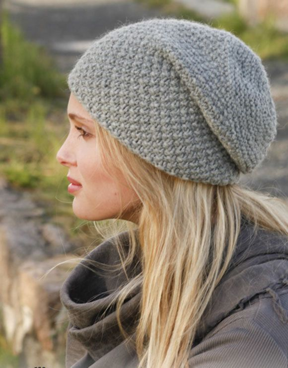Photo of Knit hat,Knitted hat, slouchy beanie, slouchy hat, knitted beret, wool hat, alpaca, knitwear.