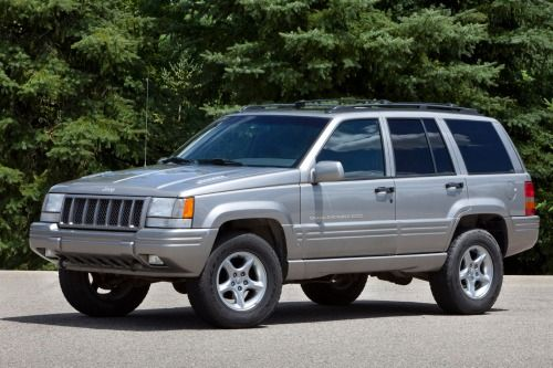 Used 1998 Jeep Grand Cherokee SUV For Sale | Edmunds.