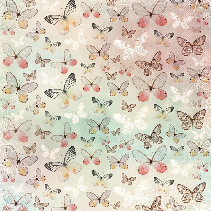 Printable Wallpaper: Enchanted Garden