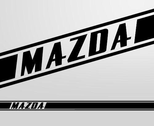 Vintage Mazda Logo Mazda Mazda Logo Car Brands
