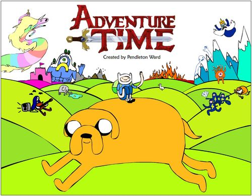 fallout adventure time tvs and marshall lee