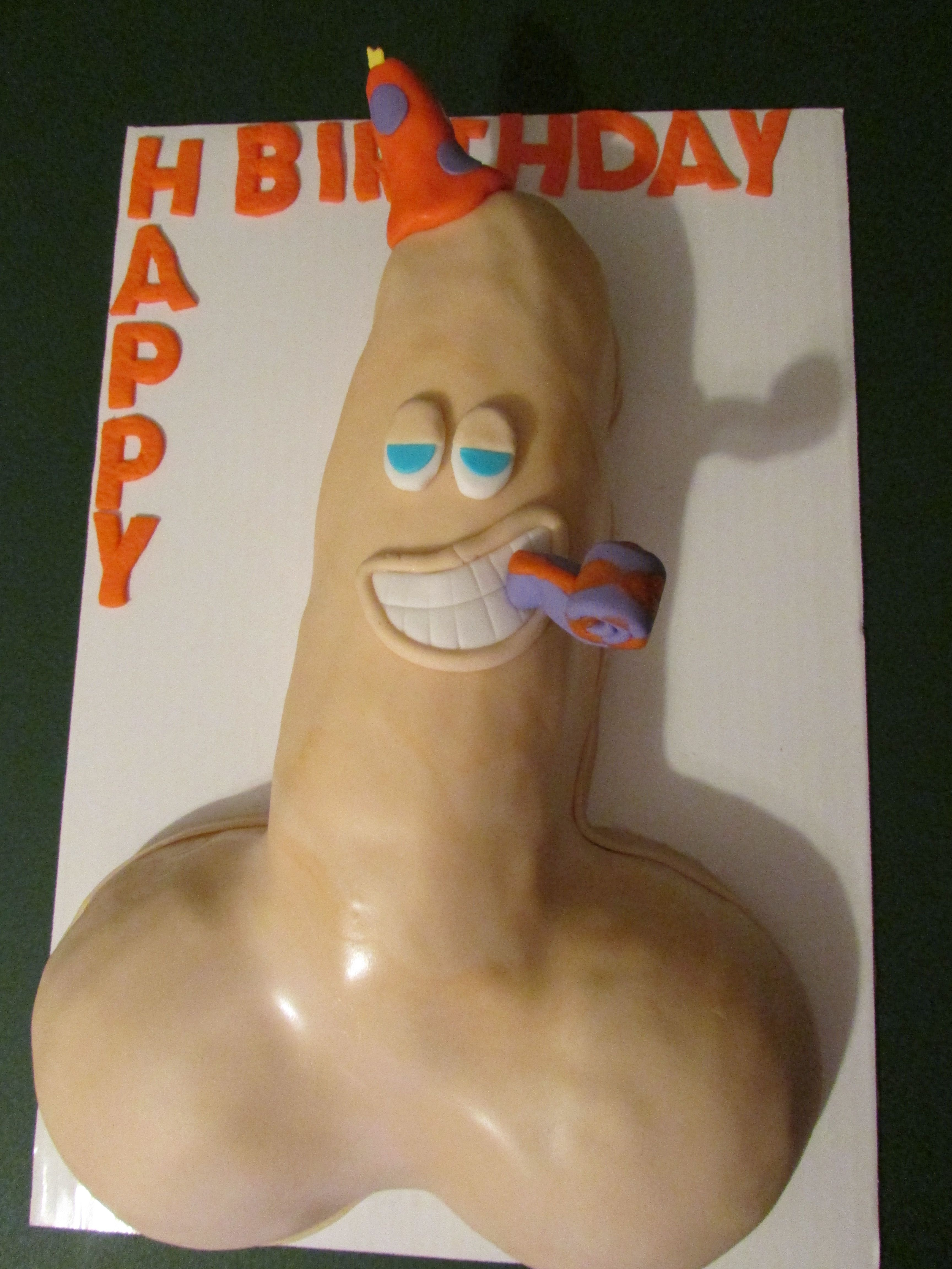 Penis Party My House On Saturday Cant Wait To Make This Cake