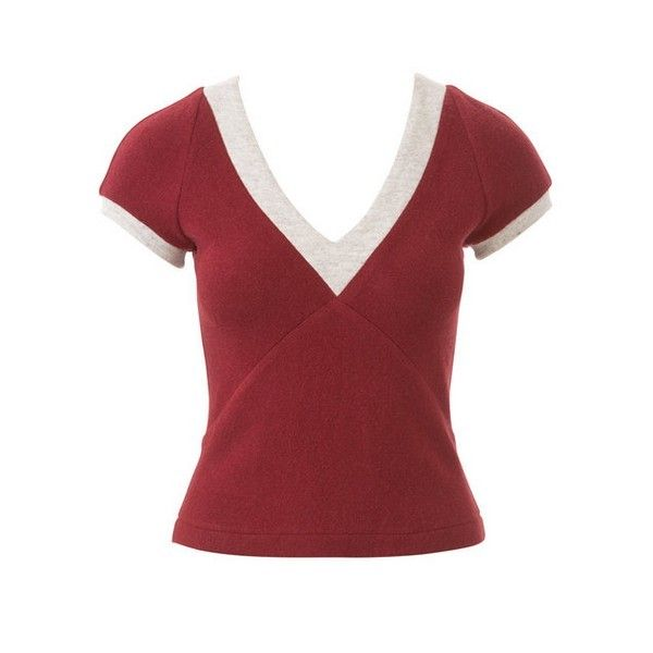 Cap Sleeve V Neck Tee 09/2014#125 - Women's Digital Patterns