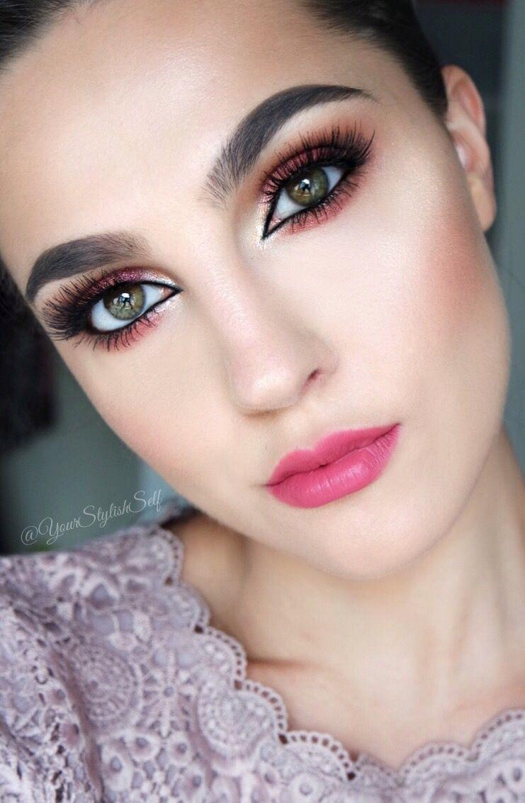 a4a127bcaea GRAND GLAMOUR Makeup Tutorial | Makeup | Makeup geek, Glamour Makeup ...