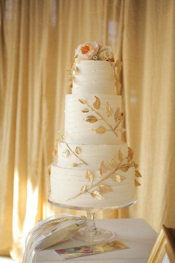 Hochzeitstorten Gold Hochzeitstorten Pinterest Wedding