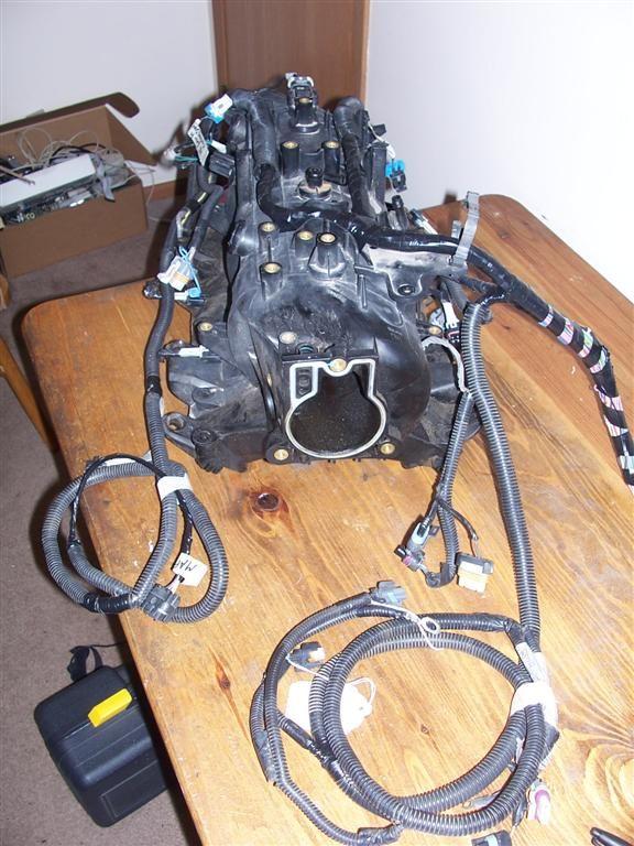 Vortec 48/53/60 Wiring Harness Info Tech HP Ls engine, Engine