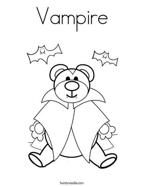 Twistynoodle.com - coloring pages; customize the words in bl ... | 605x468