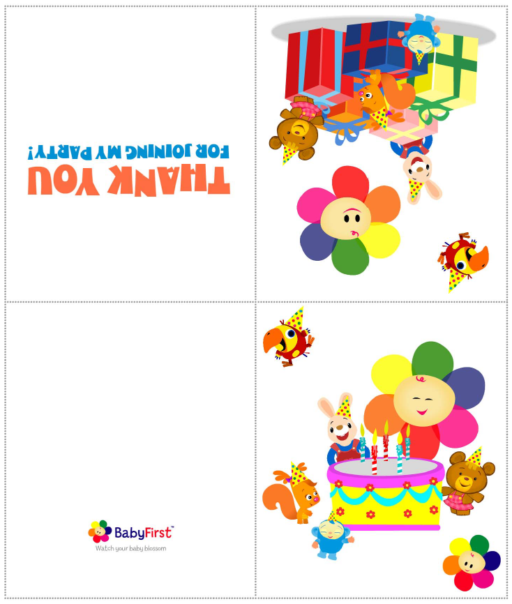 Http Ec2 107 22 65 99 Compute 1 Amazonaws Com Goodies Thankyou Girls Birthday Party Baby First Tv Baby Birthday