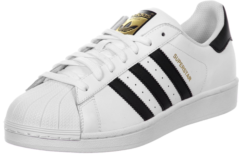 adidas superstar j w bianco