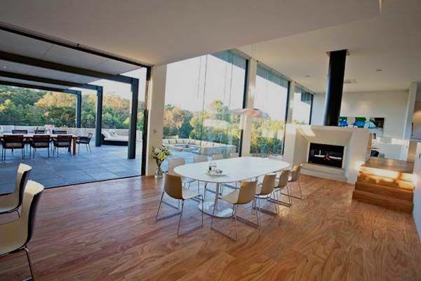 Open Plan Living Space dane design australia (5) | interiors and inspirations | pinterest