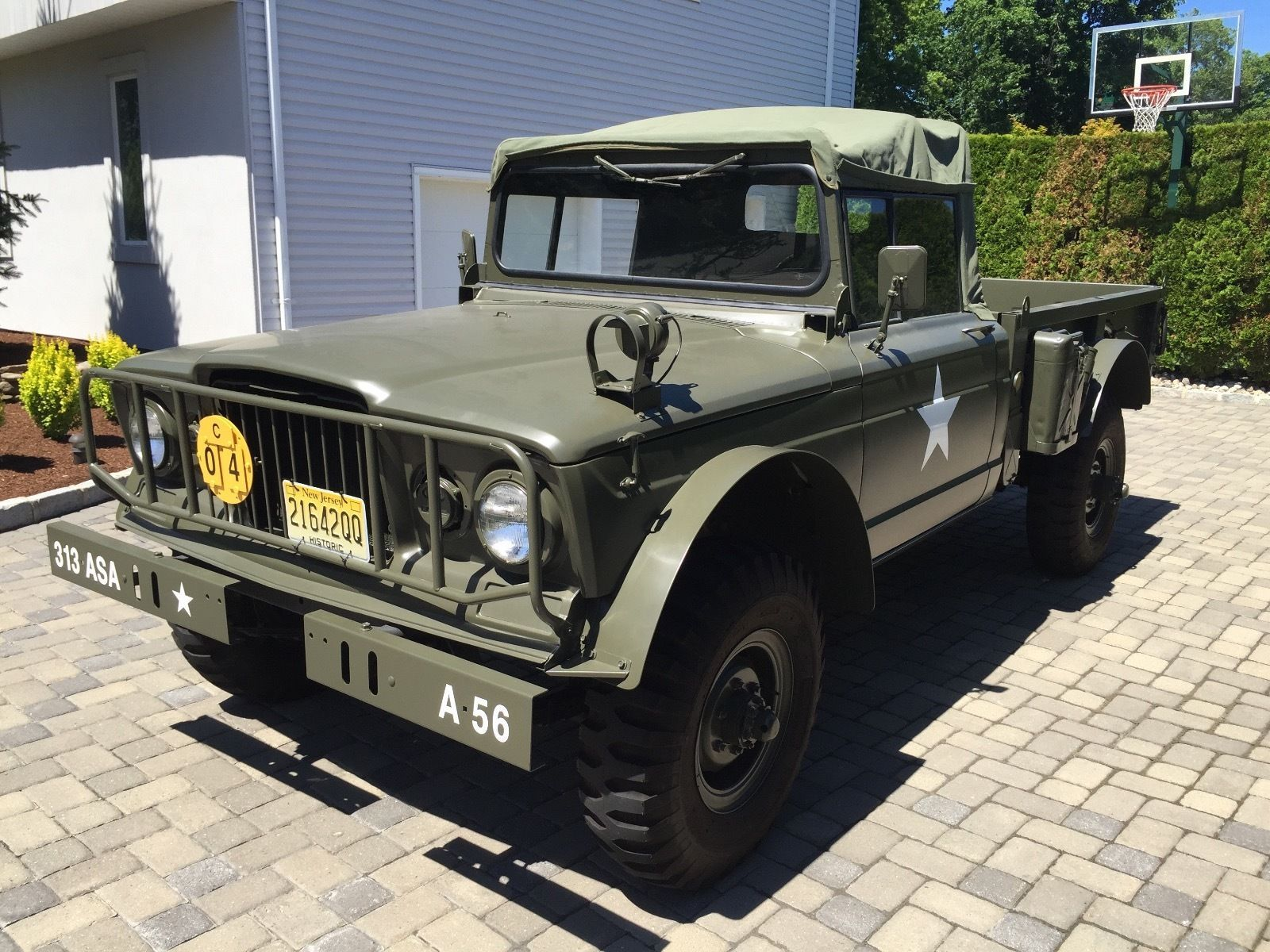 1969 Kaiser Jeep M715 Military Vehicles For Sale Jeep Parts For Sale Jeep Sale