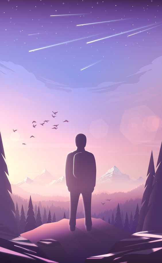 Pin by Wilson Lorica on illustration in 2019 | Landscape illustration, Illustration, Art