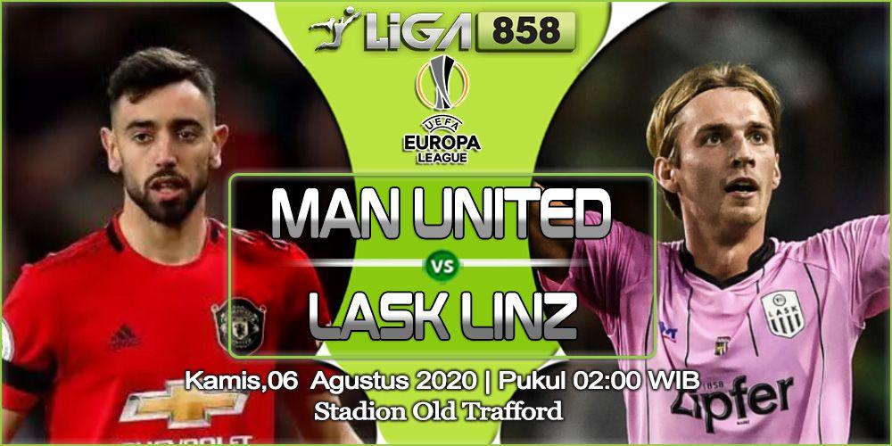Prediksi Manchester United Vs Lask Linz 6 Agustus 2020 Pada Hari Kamis 6 Agustus 2020 Pukul 02 00 Waktu Indonesia Barat A Di 2020 Manchester United Linz Old Trafford