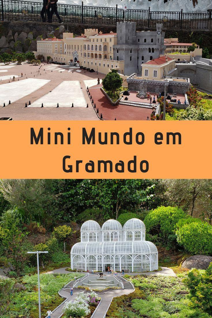 Mini Mundo em Gramado o parque das miniaturas Rio