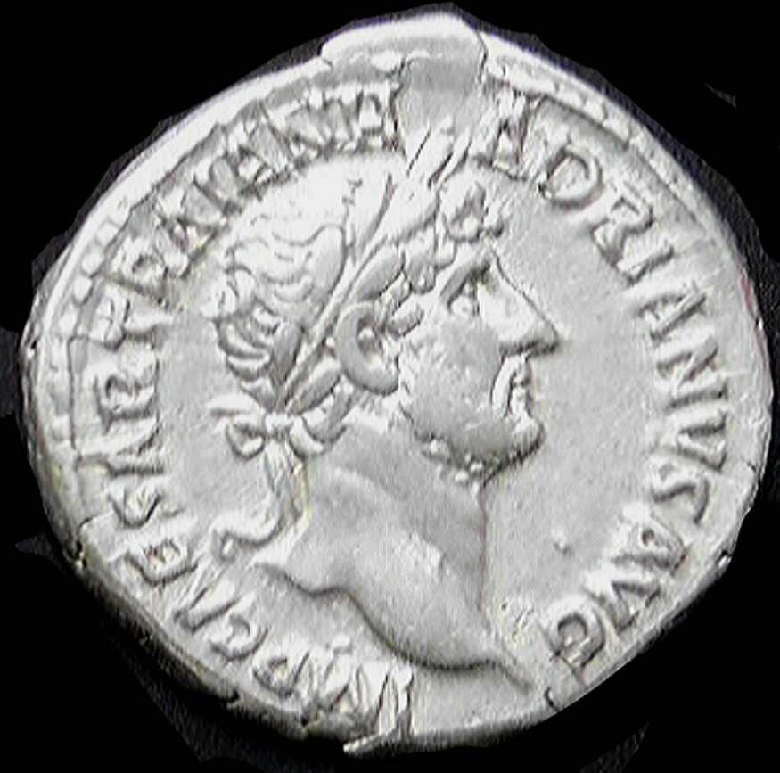 HADRIAN Authentic Ancient 119AD Rome SESTERTIUS Roman Coin
