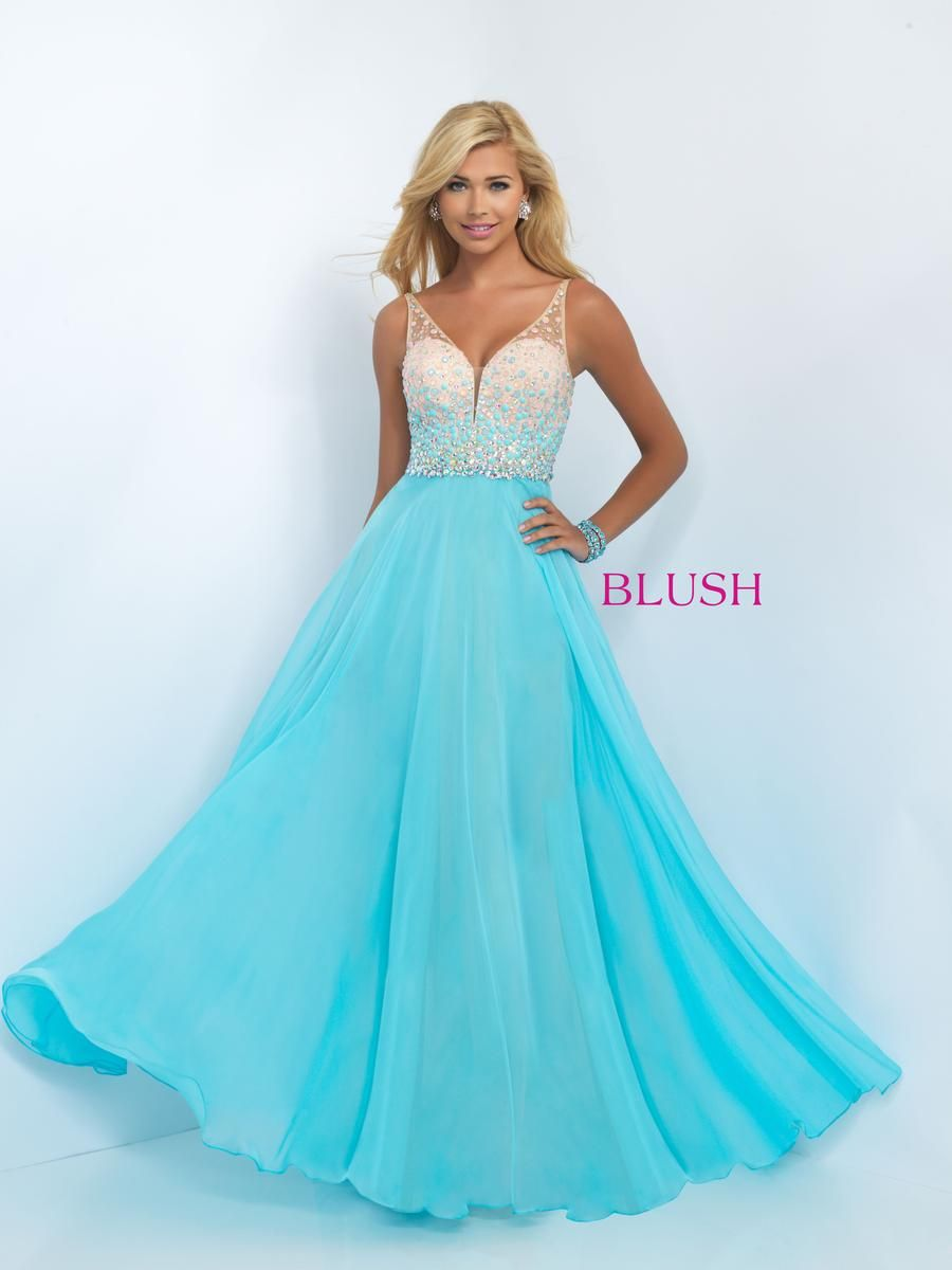 BLUSH | PROM 2016 | IN STOCK TODAY | Party Dress Express | 657 ...