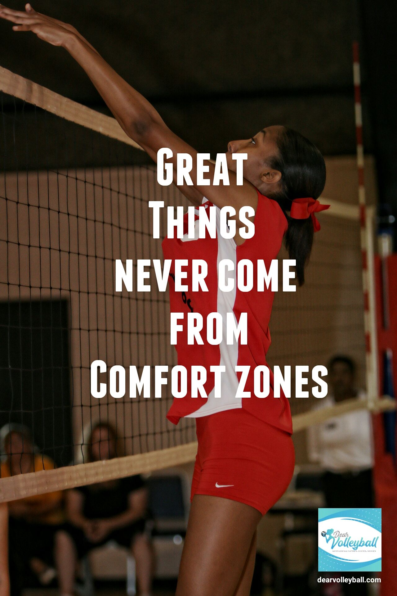 54 Short Inspirational Quotes For A Players Long Term Inspiration Inspirational Volleyball Quotes Motivational Volleyball Quotes Volleyball Quotes
