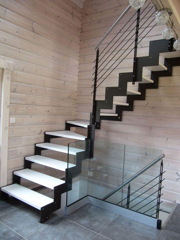 CAST - link - link style - Escaleras helicoidales - escaleras rectas - escaleras modernas