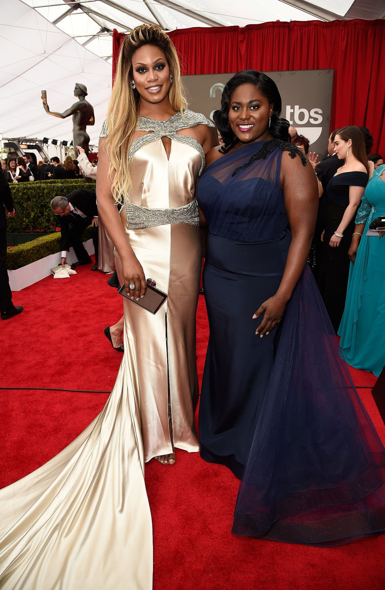 Laverne Cox and Danielle Brooks | Laverne cox, Danielle brooks and ...