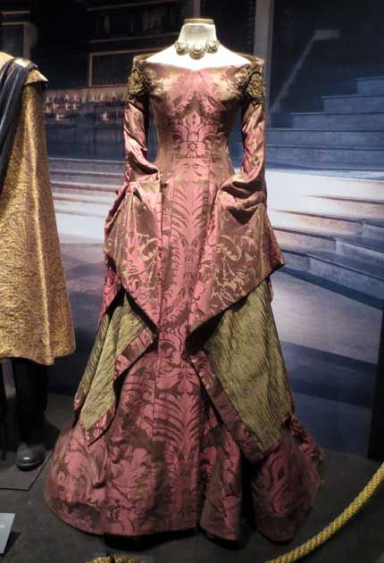 Cersei The Dress For The Purple Wedding Queen Dress Inspired Dress Dresses