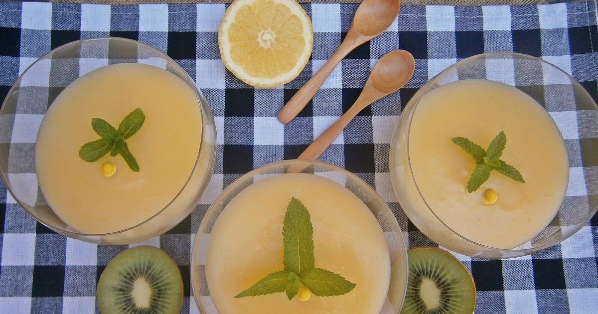 Lemon cream - Crema de Limón de Carme Ruscalleda - La Cocina de los inventos