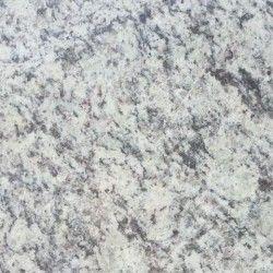 Napoli White Not Resin Treated Granite