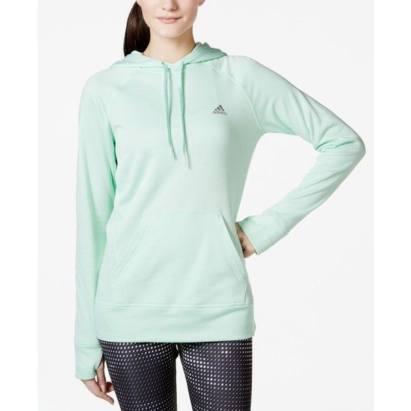adidas Ultimate Pullover Hoodie ($37) ❤ liked on Polyvore ...
