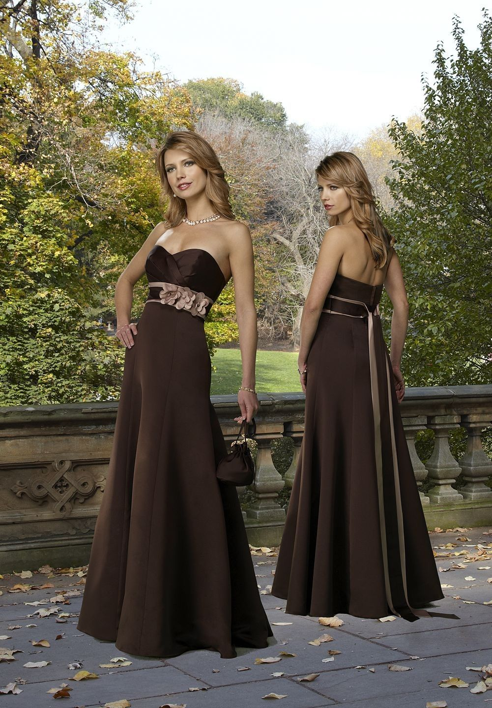 Pin by adele holifield on wedding ideas pinterest gowns and a line sweetheart belt sleeveless floor length satin brown bridesmaid dress prom dress evening dress ombrellifo Choice Image