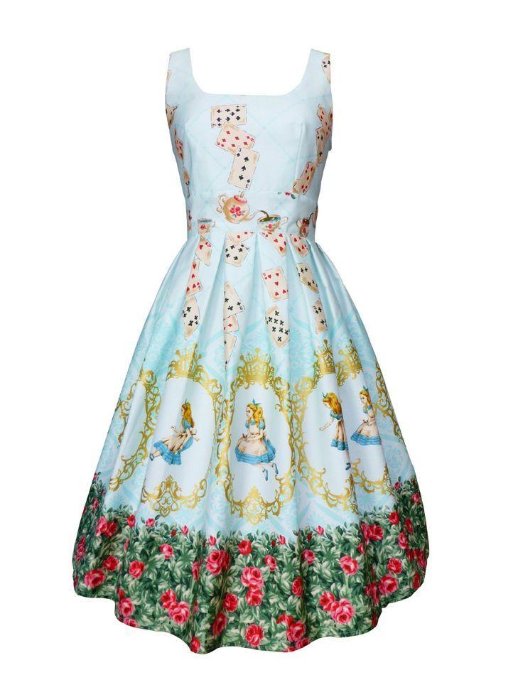 Sweet Alice In Wonderland Dress Alice In Wonderland Dress