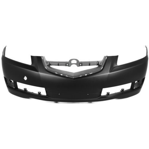 2007-2008 Acura TL Front Bumper Cover, Primed, Base Model