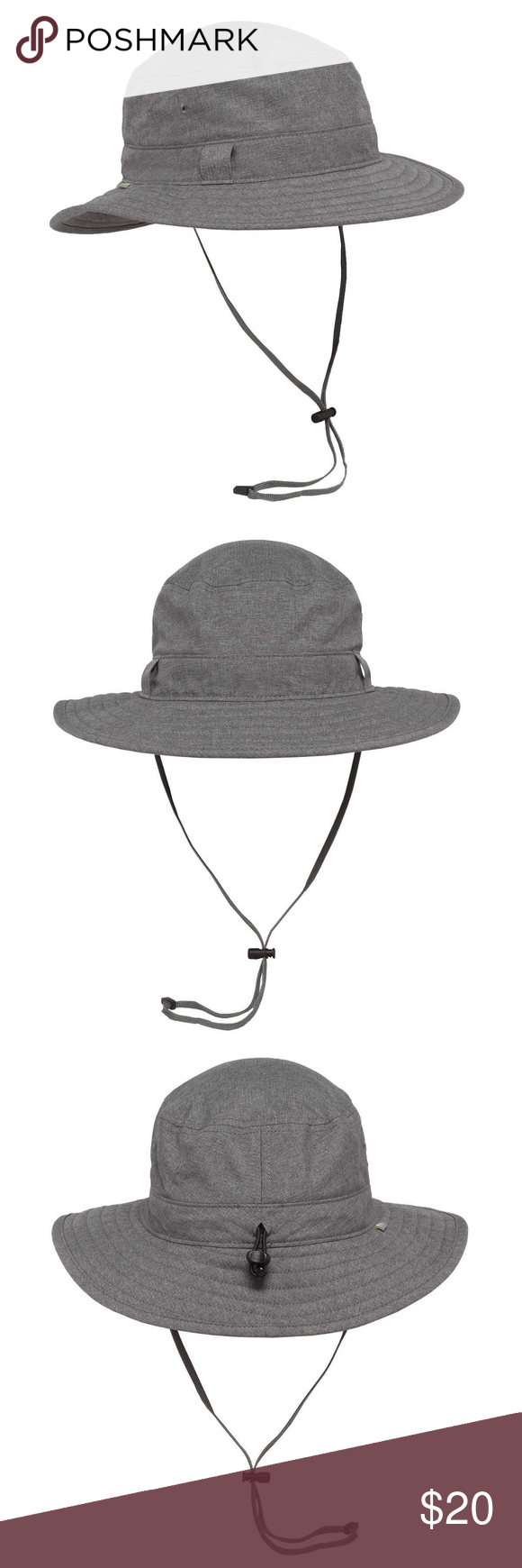Solar Escape Men/'s UV Bucket Hat