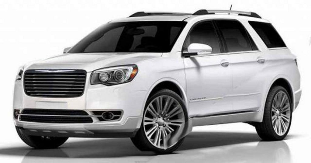 2019 Chrysler Aspen Release Date And Price New Aspen Is A