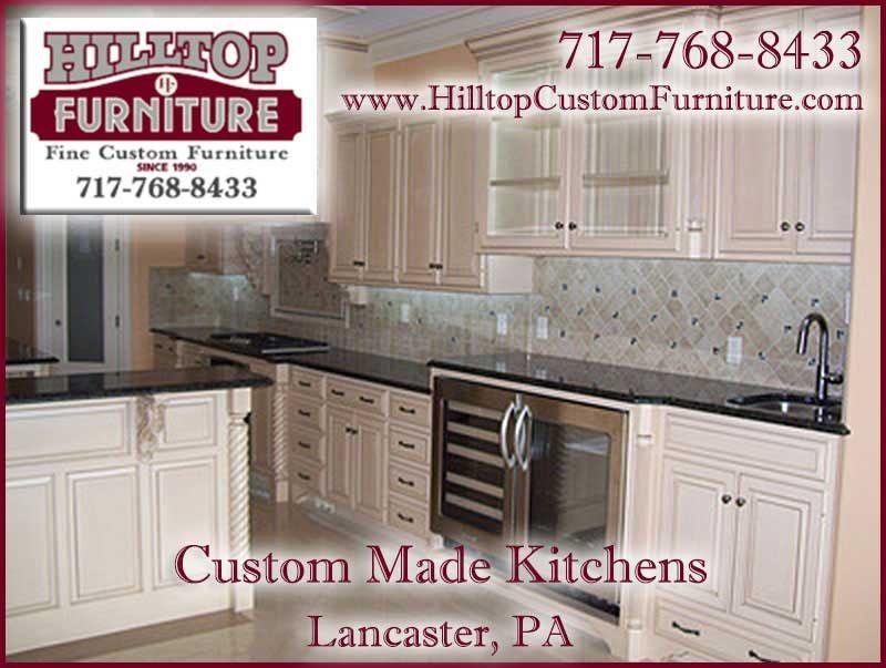 Hilltop Custom Kitchen Cabinets Custom Kitchens Custom Furniture