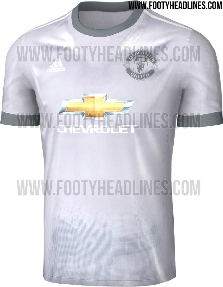 8bc2a09cf The Manchester United 17-18 third kit introduces a unique look that draws  inspiration from the fan designs submitted as part of the Adidas Creator  Studio.
