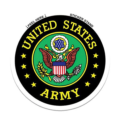 World Design U S Army Seal Car Decal Sticker The Unit Army Army Patches