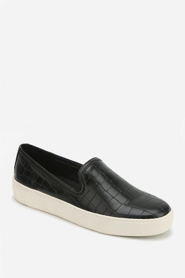 f055eed12 Sam Edelman Becker Croco Leather Slip-On Sneaker on shopstyle.com ...