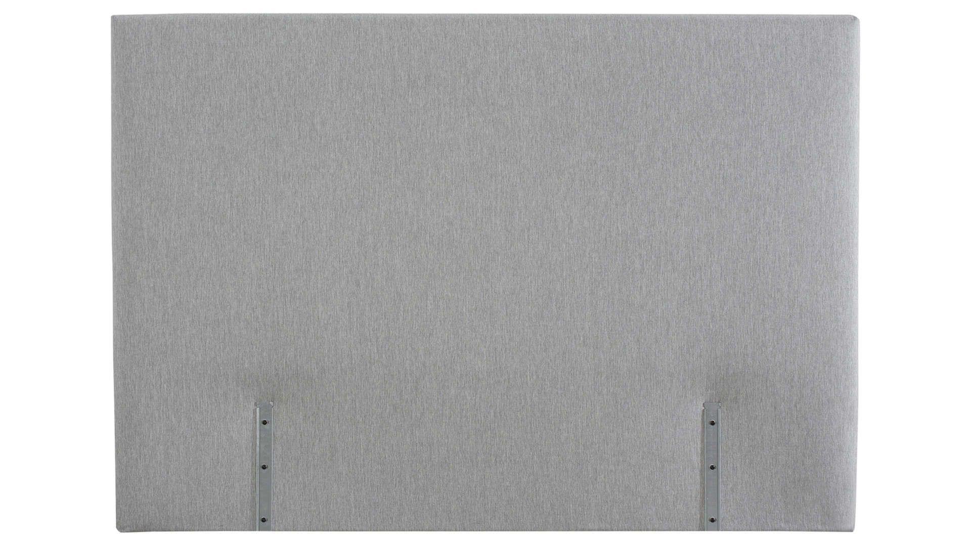 Tete De Lit 140 Cm Simmons Supreme En 2020 Avec Images Tete De Lit Lit 140 Deco Gris