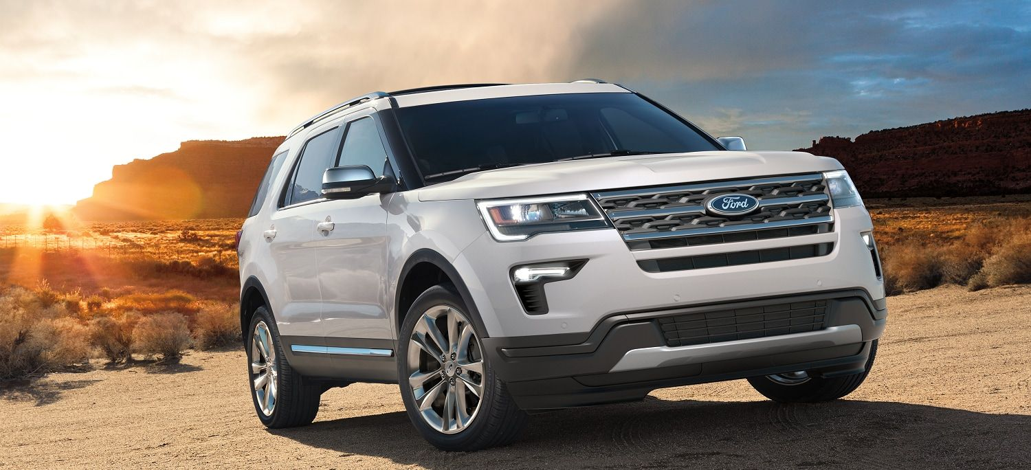 2020 Ford Explorer Will Have Chance