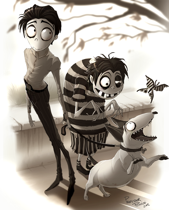 By Professorpemzini Tim Burton Art Tim Burton Animation Tim Burton Characters