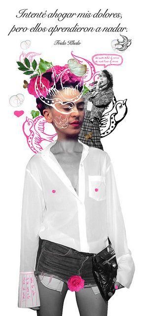 Las penas de Frida. AIRE RETRO.
