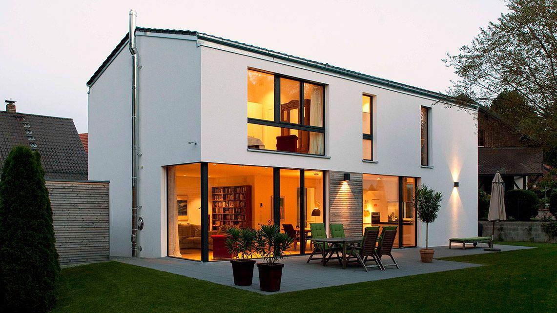 Holzhaus in Ismaning • Niedrigenergiehaus • 174 qm