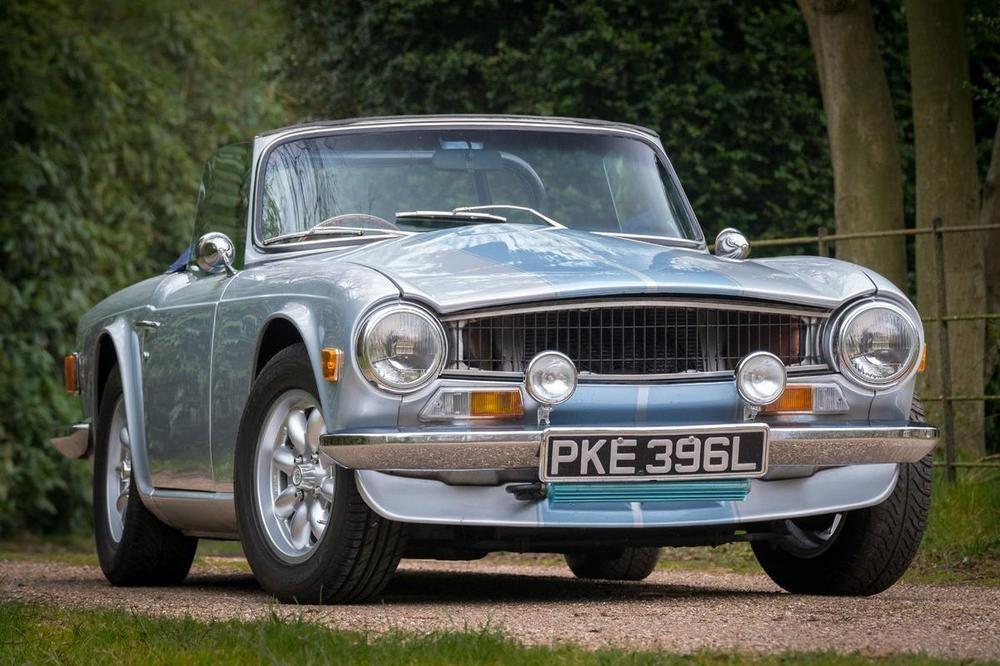 eBay: Triumph Tr6 V8 #classiccars #cars | Triumph tr | Pinterest ...